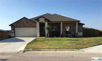 Copperas Cove Single Family Home For Sale: 1333 Briscoe Court