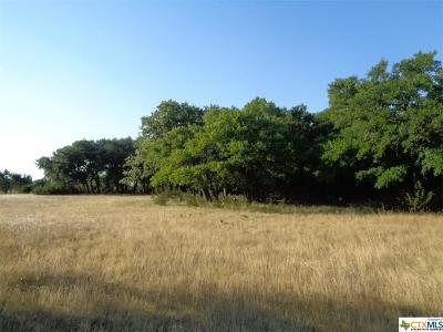 Bell County, Burnet County, Coryell County, Lampasas County, Llano County, McLennan County, Mills County, San Saba County, Williamson County Residential Lots & Land For Sale: Unassigned Cr 106