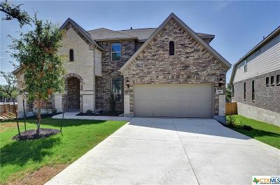 New Braunfels Single Family Home For Sale: 940 Carriage Loop