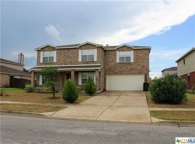 Killeen Single Family Home For Sale: 2204 Napier Drive
