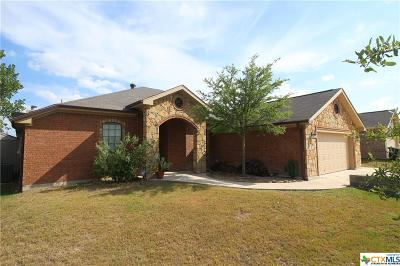 Killeen Single Family Home For Sale: 300 Belo