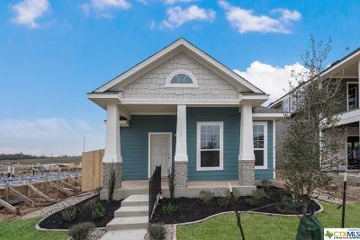 San Marcos Single Family Home For Sale: 110 Frasier Drive
