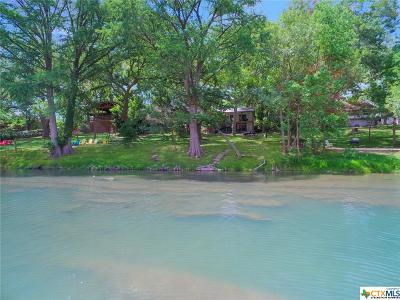 New Braunfels Single Family Home For Sale: 1300 Guadalupe Road