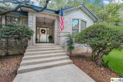 Garden Ridge Single Family Home For Sale: 21410 Forest Waters