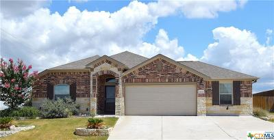 Killeen TX Single Family Home For Sale: $284,900