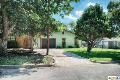 Austin Single Family Home For Sale: 1502 Cloverleaf Drive
