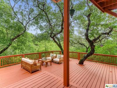Austin Single Family Home For Sale: 7600 Baja Cove
