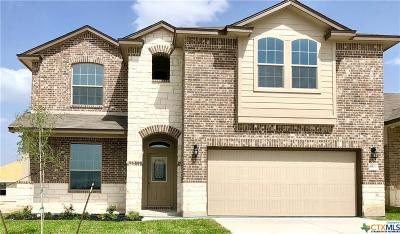 Temple Single Family Home For Sale: 6301 Dorothy Muree Drive