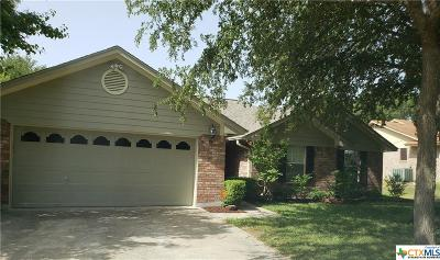 Belton Single Family Home For Sale: 764 Benchmark Trail