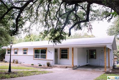 Temple Single Family Home For Sale: 3813 Brooklawn