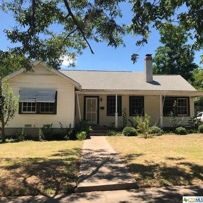 Temple Single Family Home For Sale: 1316 N 4th Street