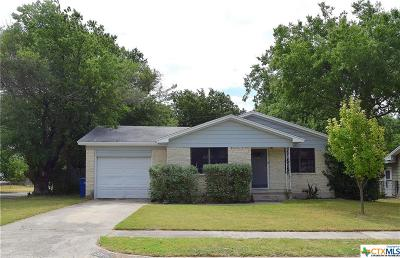 Copperas Cove Single Family Home For Sale: 1201 S 15th Street