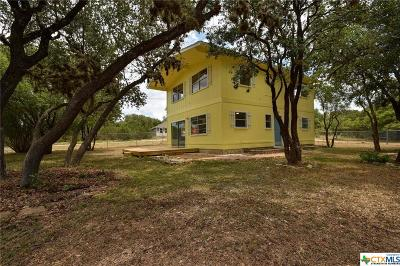 Canyon Lake Single Family Home For Sale: 1177 Singing Hills Drive