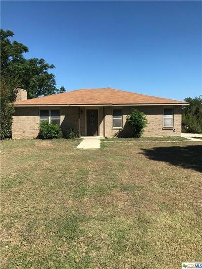 Killeen Single Family Home For Sale: 538 Briarcroft Lane