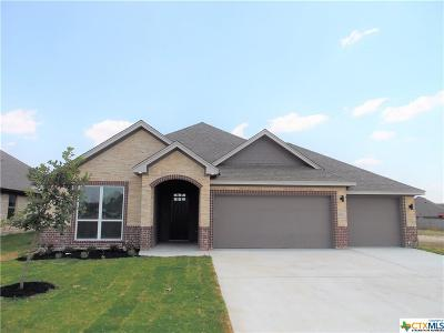 Temple TX Single Family Home Pending: $254,500