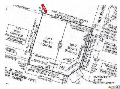 Killeen TX Residential Lots & Land For Sale: $612,280