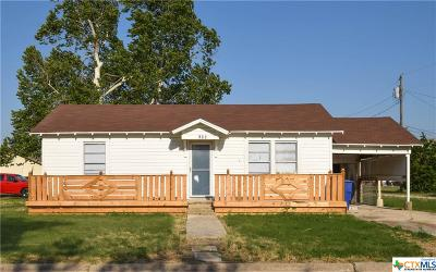 Copperas Cove Single Family Home For Sale: 307 W Avenue B