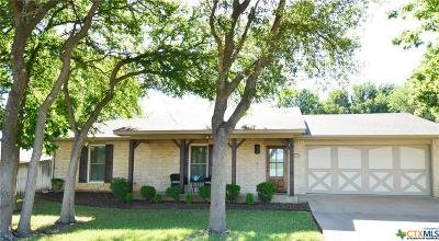 Salado Single Family Home For Sale: 1502 Guess