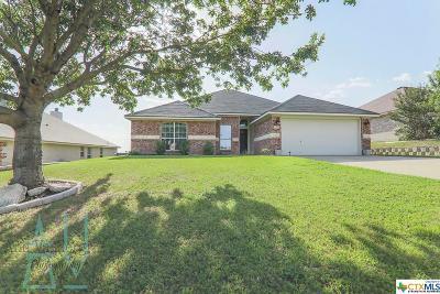 Harker Heights Single Family Home For Sale: 2102 Drawbridge