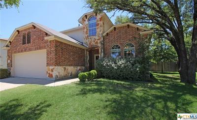 Killeen Single Family Home For Sale: 6901 Aquamarine Drive