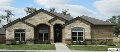 Killeen Single Family Home For Sale: 8002 Tenley
