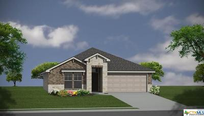 Copperas Cove TX Single Family Home For Sale: $166,770