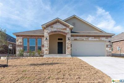 Temple, Belton Single Family Home For Sale: 733 Dunford Drive