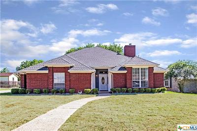 Copperas Cove TX Single Family Home For Sale: $189,900