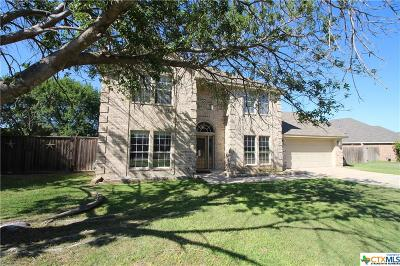 Harker Heights Single Family Home For Sale: 1507 Mountain Laurel