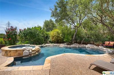 San Antonio Single Family Home For Sale: 18722 Rogers Pass
