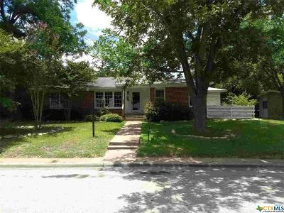 Temple Single Family Home For Sale: 2506 N 15th