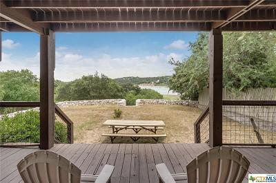Comal County Single Family Home For Sale: 1116 Canyon Lake