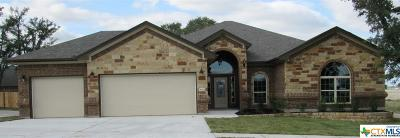Killeen Single Family Home For Sale: 8004 Tenley Way