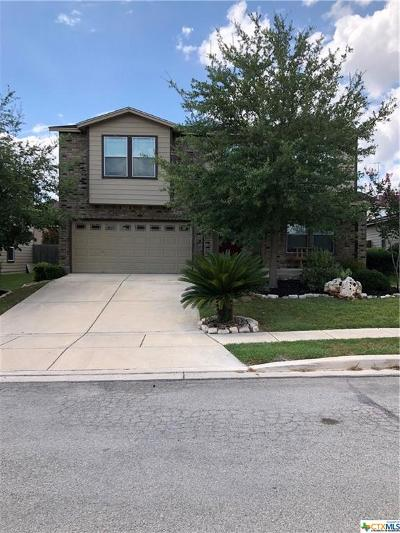 Cibolo Single Family Home For Sale: 104 Gatewood Bay