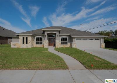 Copperas Cove Single Family Home For Sale: 1002 Nathan Lane