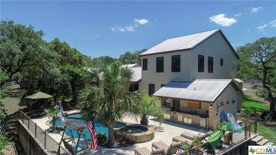 Wimberley Single Family Home For Sale: 7800 Ranch Road 12