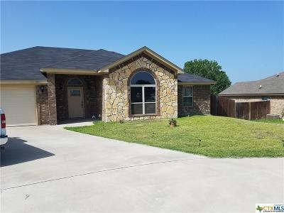 Killeen Single Family Home For Sale: 5503 NE Daniel Adam Court #1