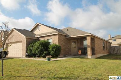 Killeen Single Family Home For Sale: 4300 Jack Barnes Avenue
