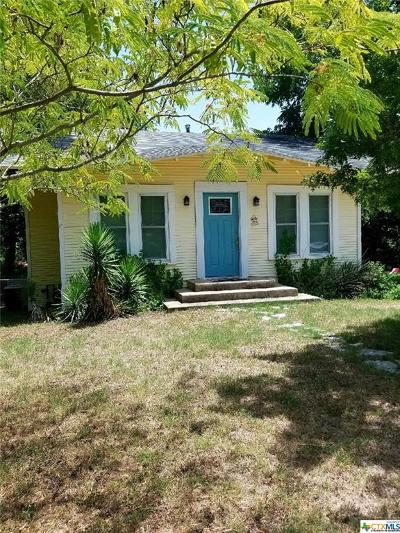 New Braunfels Single Family Home For Sale: 442 Napoleon Street