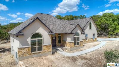 Canyon Lake Single Family Home For Sale: 1005 Flaman