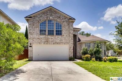 San Antonio Single Family Home For Sale: 22622 Madison