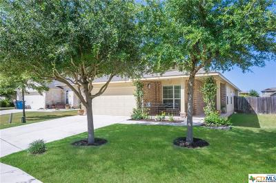 New Braunfels Single Family Home For Sale: 2139 Echo Hills