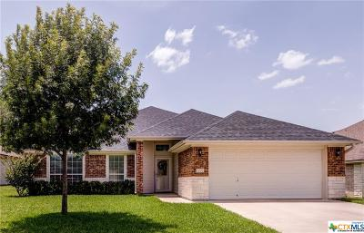 Harker Heights Single Family Home For Sale: 2002 Merlin Drive