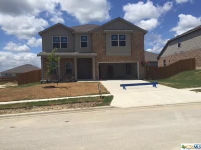 Killeen Single Family Home For Sale: 3902 Brunswick