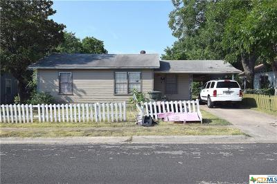 Killeen Single Family Home For Sale: 420 W Church