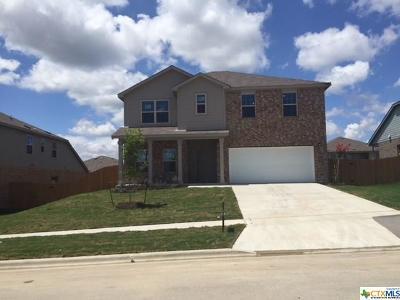 Killeen Single Family Home For Sale: 3904 Brunswick