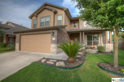 San Marcos Single Family Home For Sale: 606 Irvin