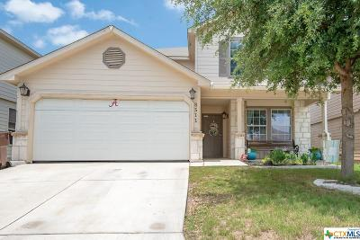San Antonio Single Family Home For Sale: 8511 Silver Willow