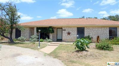 Copperas Cove Single Family Home For Sale: 1103 Victoria Circle
