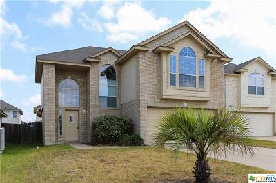 Killeen Single Family Home For Sale: 4503 Donegal Bay Court